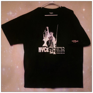 NYCeLOGO BLACK T SHIRT