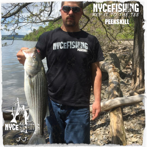 NYCeFISHING REPRESENT TO THE TEE (Peekskill)