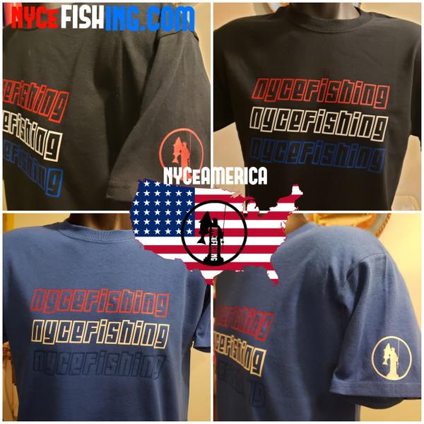 NYCeAMERICA tshirt