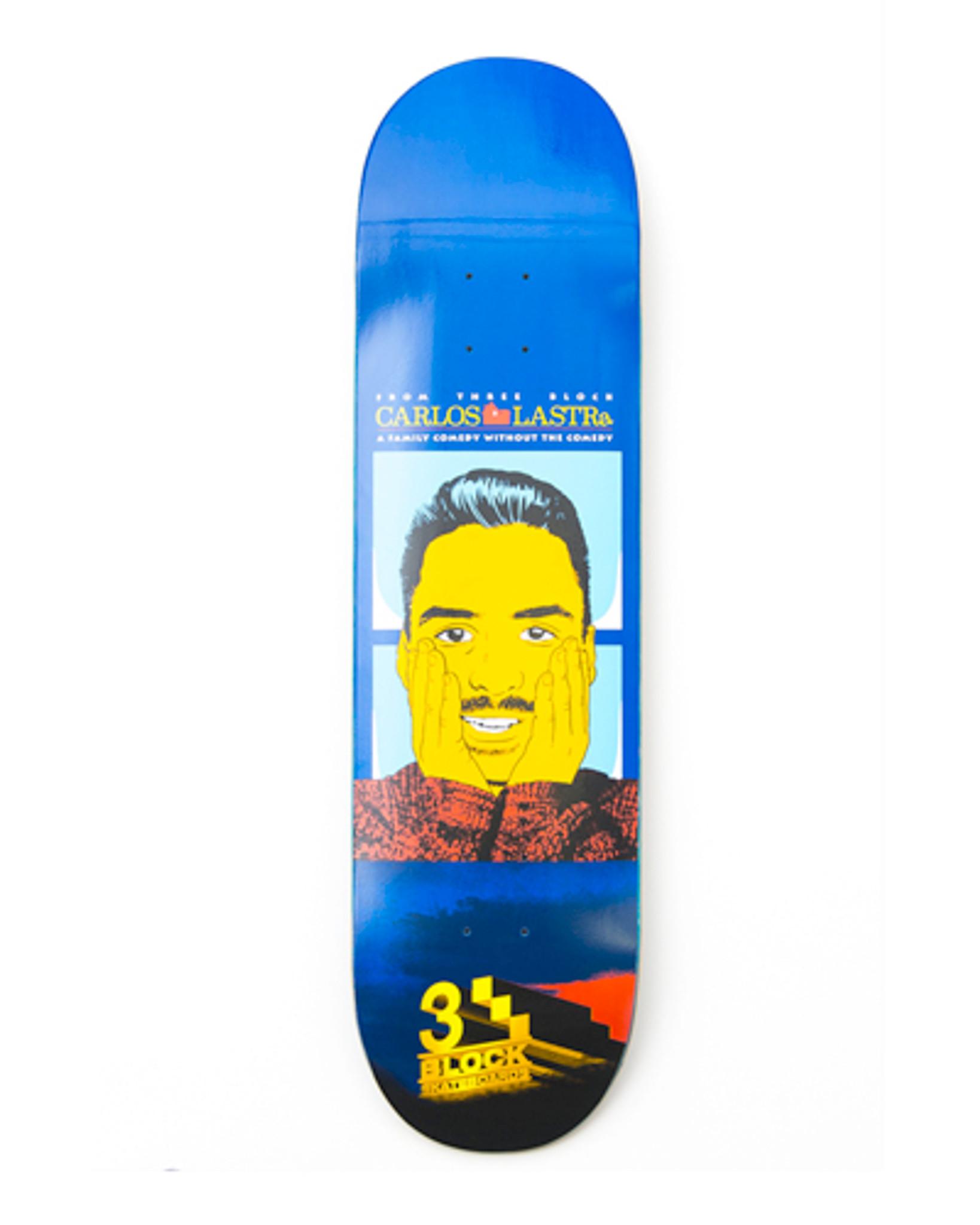 d47e9976 Carlos Lastra Filthy Animal 3 Block deck