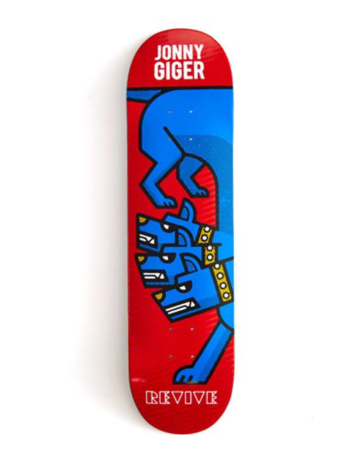 Jonny Giger Cerberus Reissue - Deck