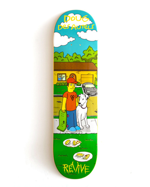 Doug Des Autels Old Street Reissue - Deck
