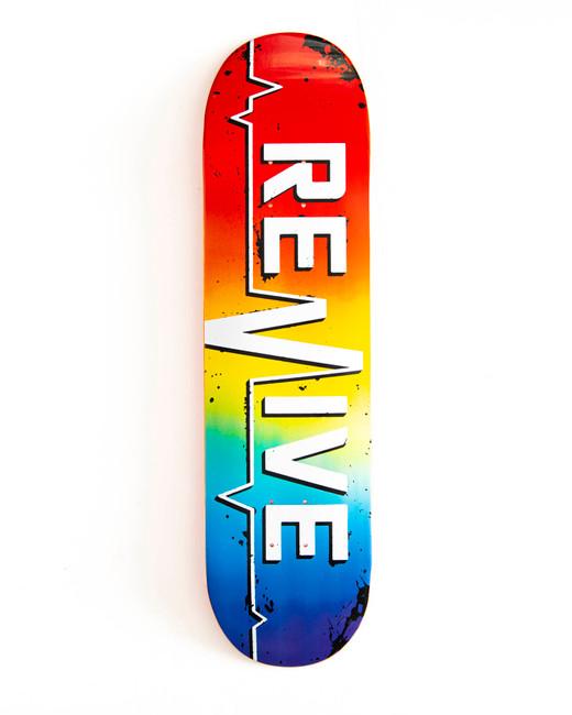 Rainbow Lifeline - Deck