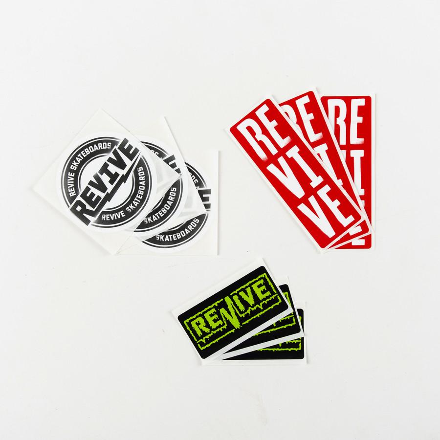 Sticker Pack - Slime