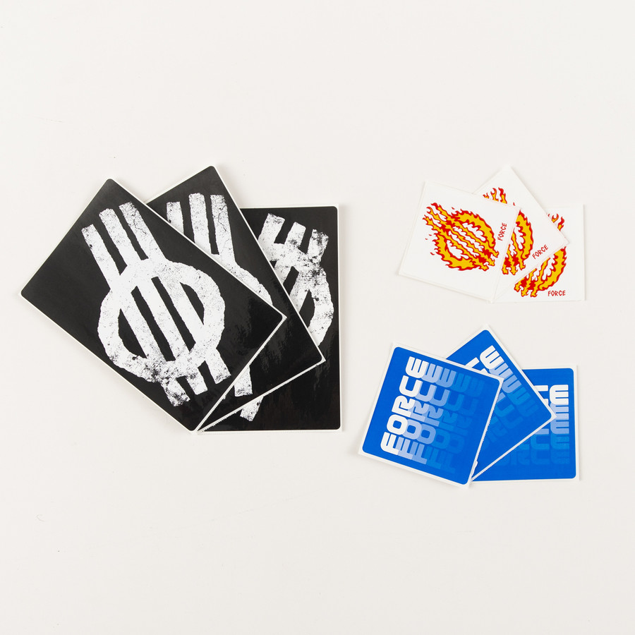 Flame - Sticker pack