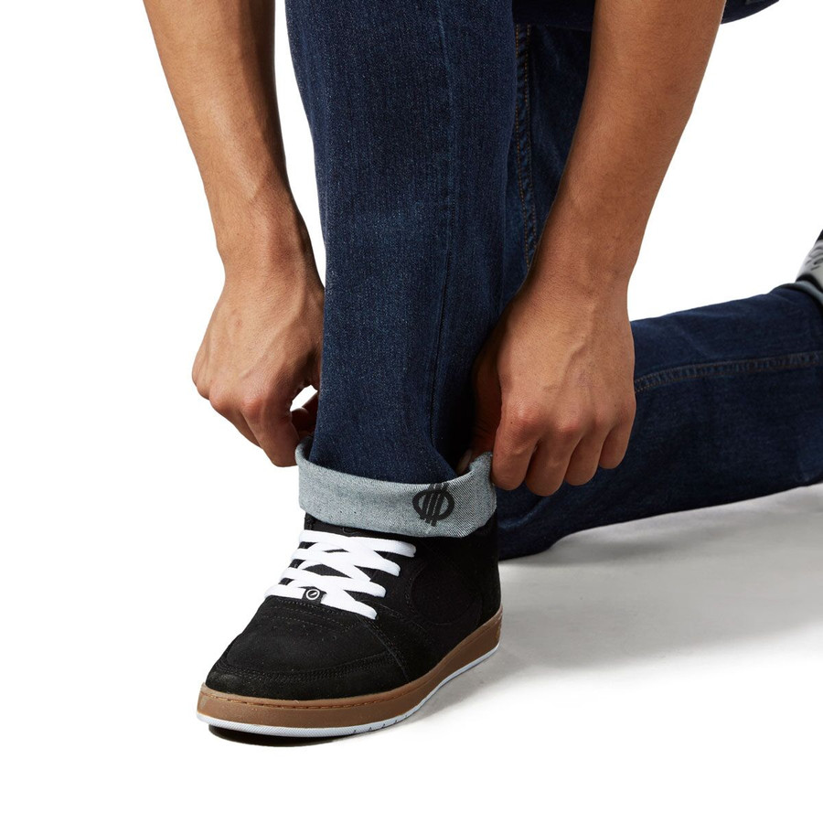 FORCE Straight Fit Jeans - Light Indigo/Force