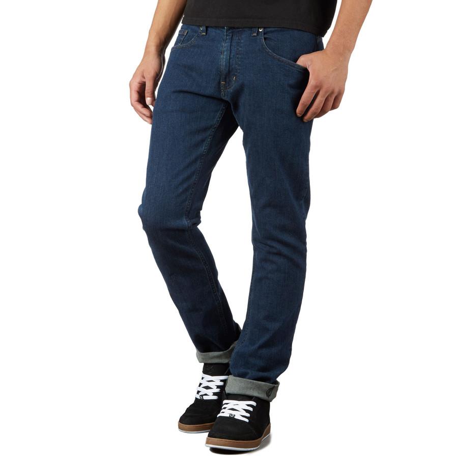 FORCE Slim Fit Jeans - Light Indigo/Force