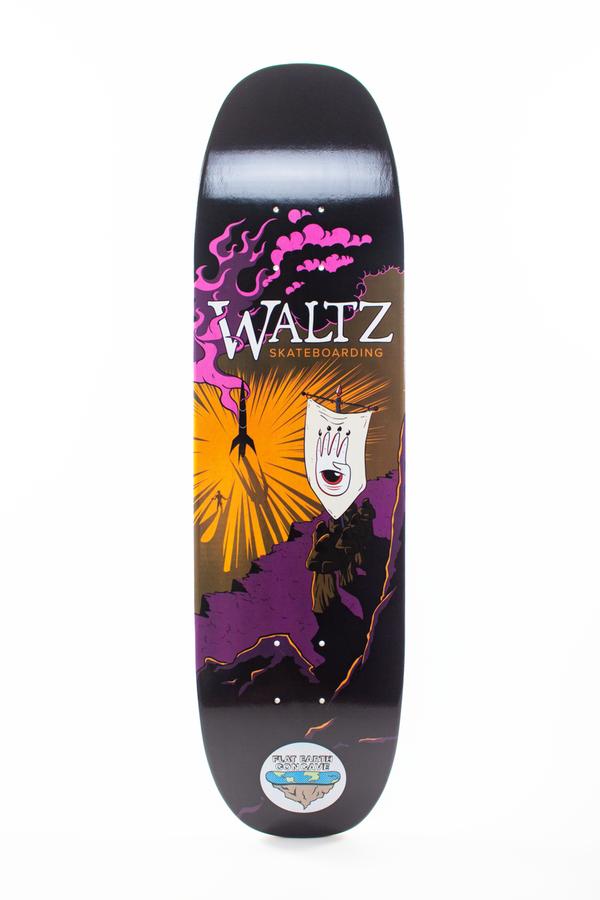 The Prophets  - 7.75 Waltz Freestyle Deck