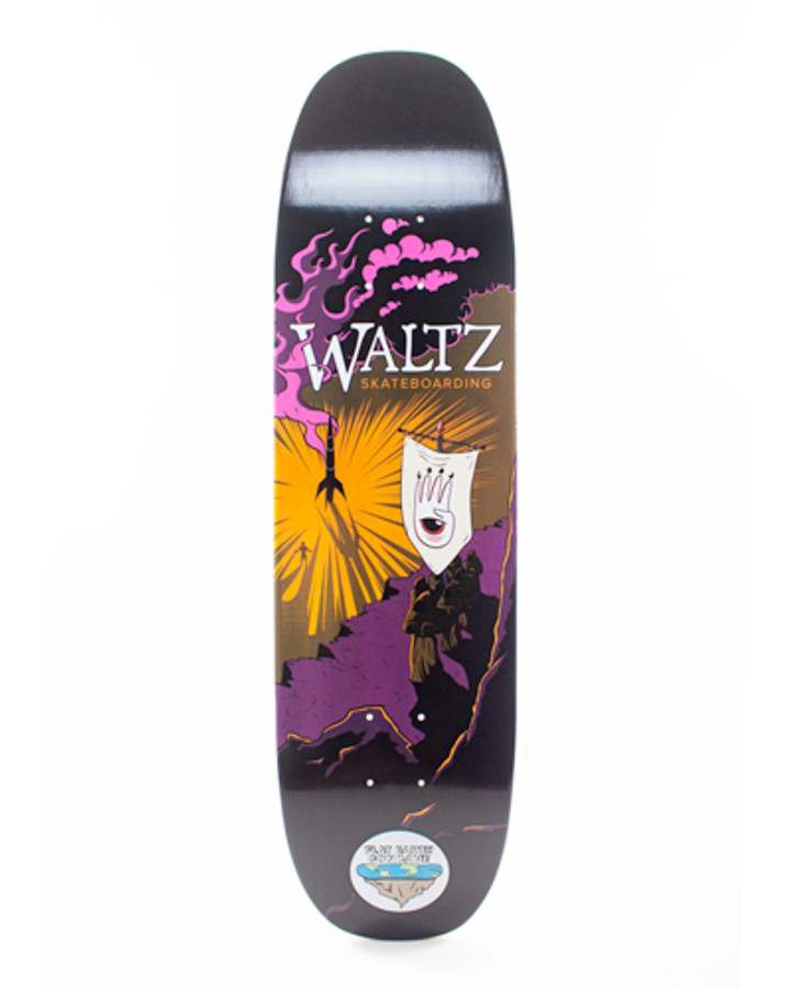 The Prophets  - 7.75 Waltz Freestyle Deck