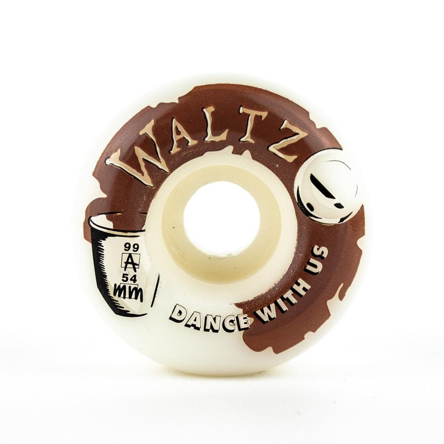 Coffee Break 54mm  - Waltz Freestyle Wheels