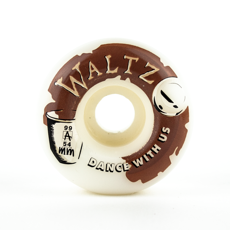 Coffee Break 54mm  - Waltz Freestyle Wheels