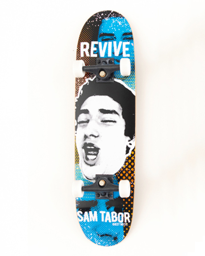 Revive Sam Tabor guest model - Handskate