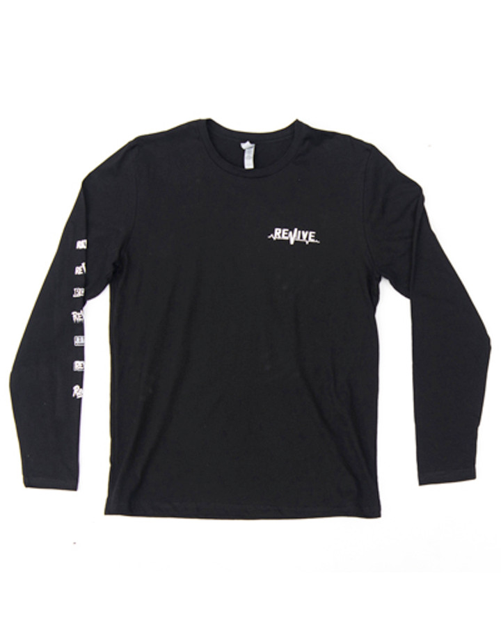Greatest Hits - Black Long Sleeve Tee (Small and XXL Out of stock)