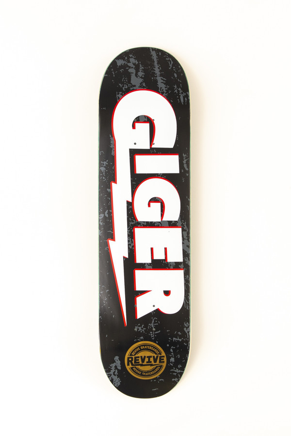 Jonny Giger Electric - Deck