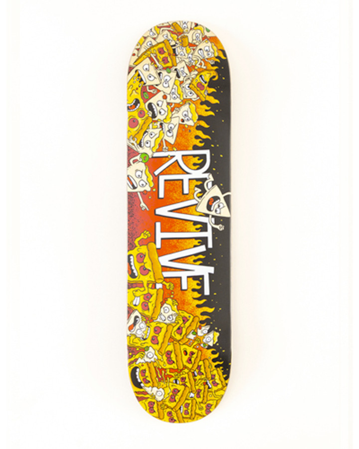 Infoodity War - Deck (Size 8.0 only available)