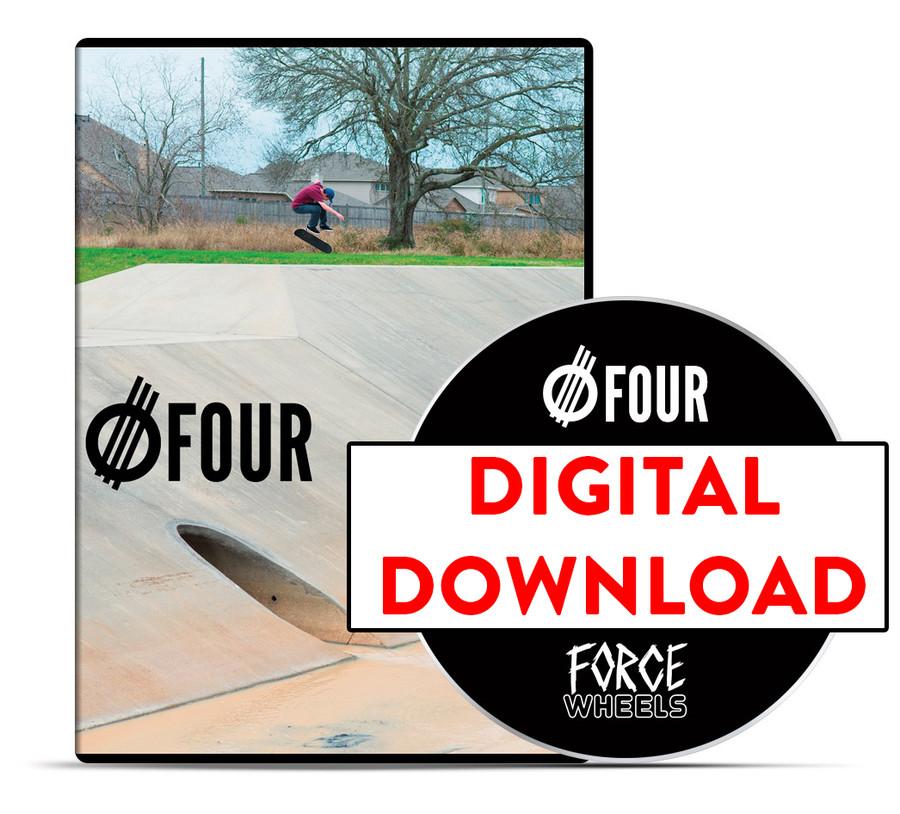 FORCE Wheels - FOUR (DIGITAL DOWNLOAD)