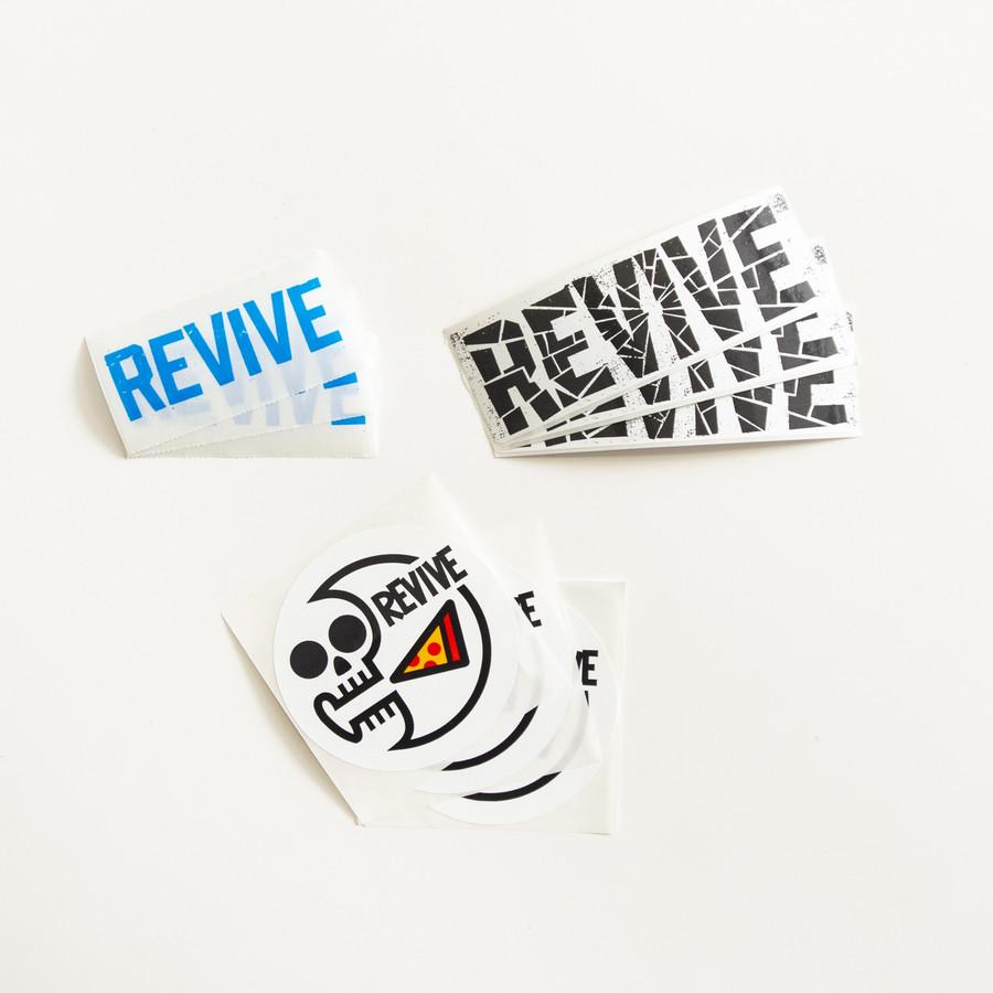 Sticker Pack - Quake