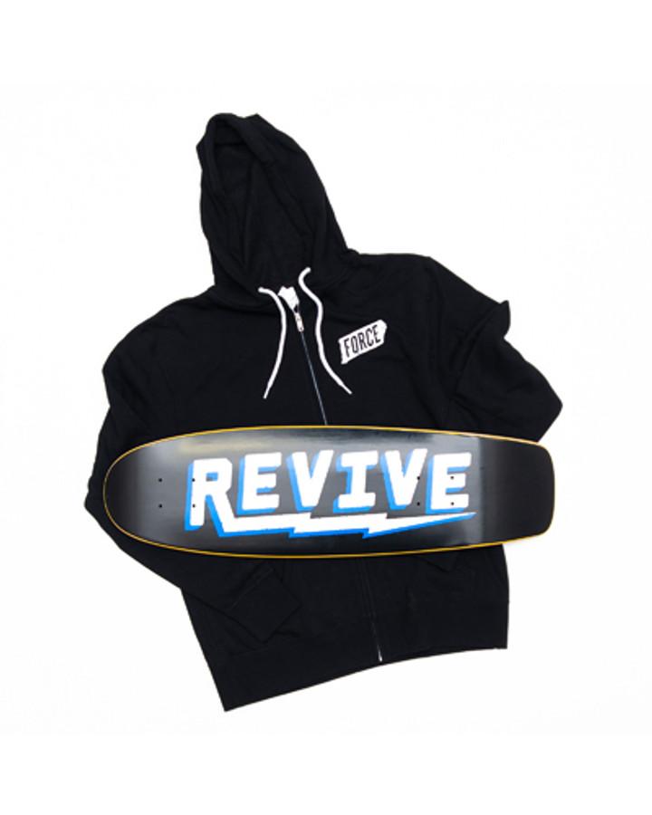 Revive Cruiser/FORCE Torn Hoodie - Bundle