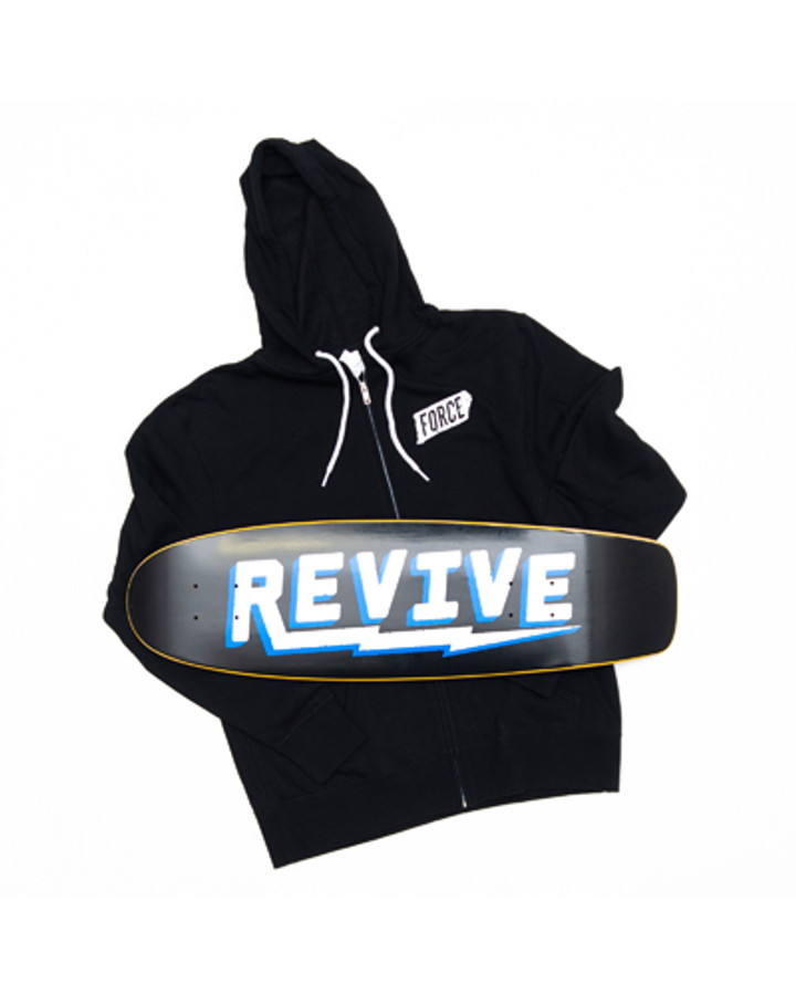 Revive Cruiser/FORCE Torn Hoodie - Bundle