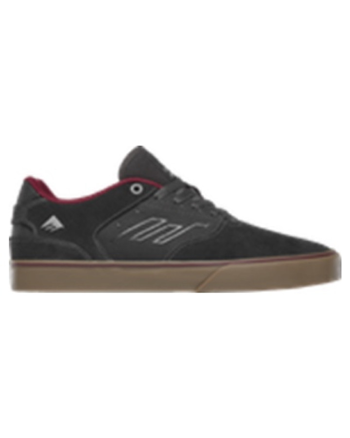 (*NEW) THE REYNOLDS LOW VULC DARK GREY/GREY/RED