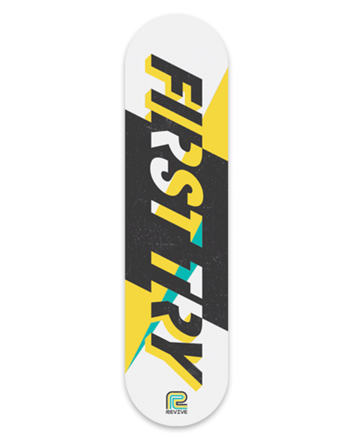Braille X Revive Collab -3rd Edition First Try Foundation deck (only available in 8.0 and 8.25)