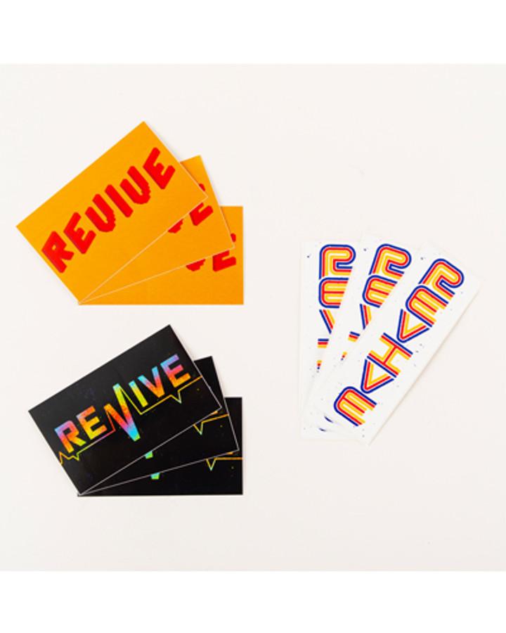Splatter - Sticker Pack