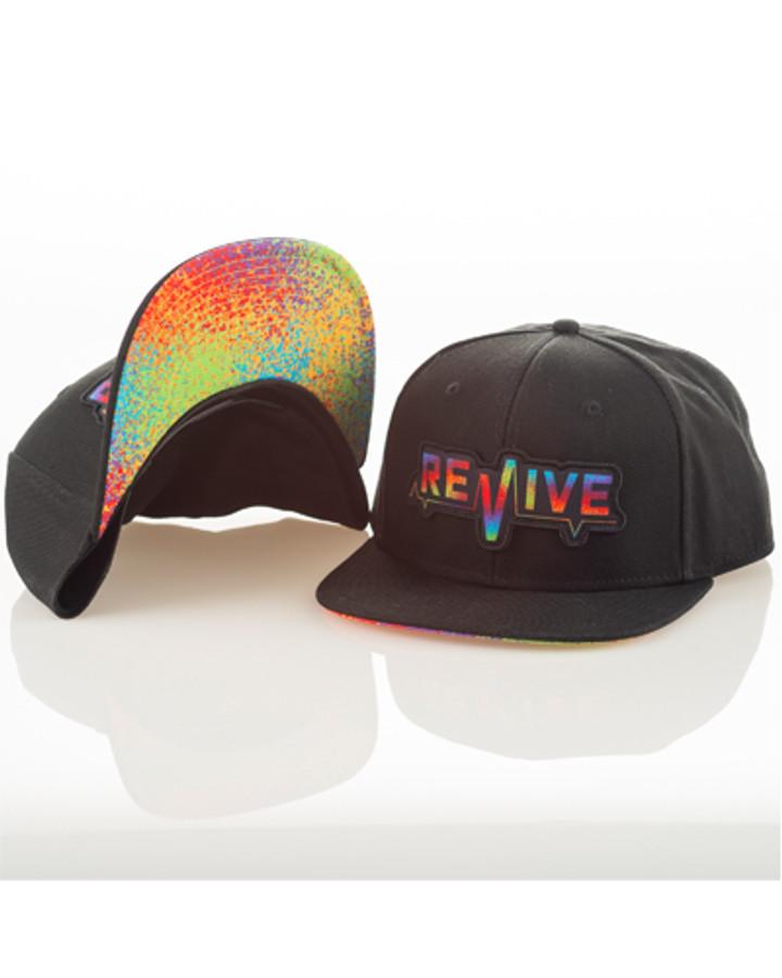 Splatter - Snapback Hat