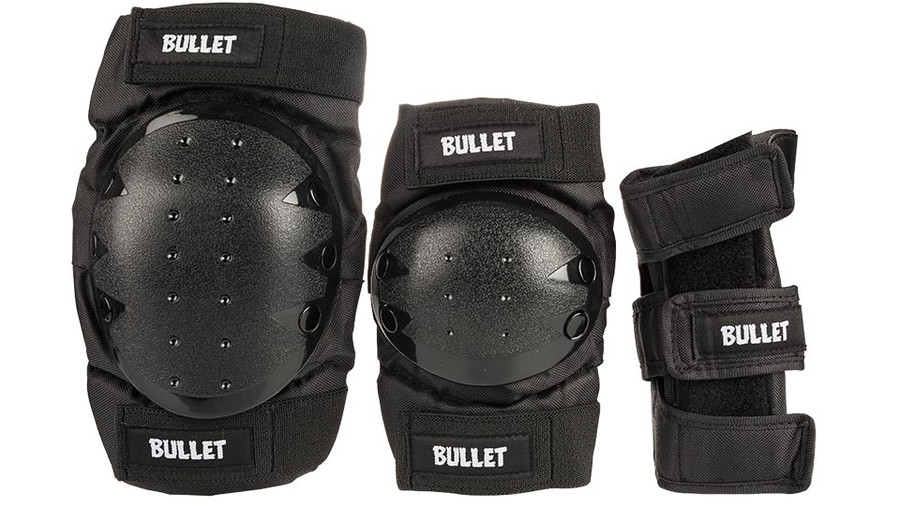 Bullet Safety Gear Set