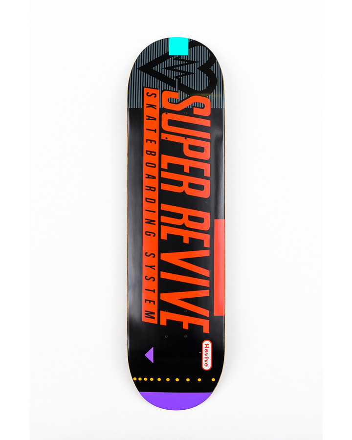 Super Revive Deck (only available in 7.75/ 8.0)