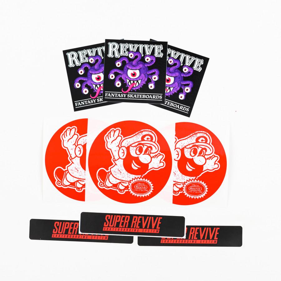 Fantasy - Sticker Pack
