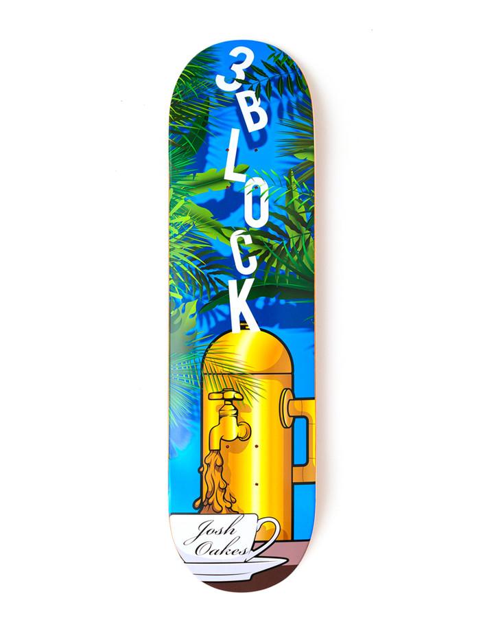 Josh Oakes Brass - Deck