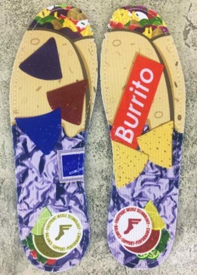 King Foam Insoles 5mm Joey Brezinski Burrito