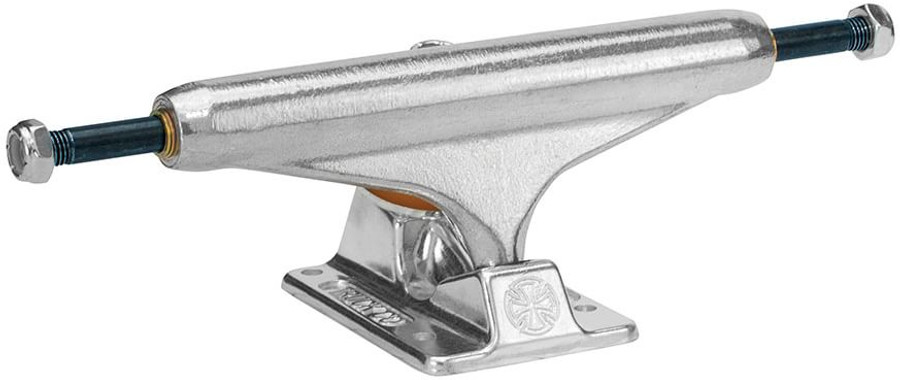 Independent Forged TITANIUM Silver Trucks Size 139 (Set of 2)