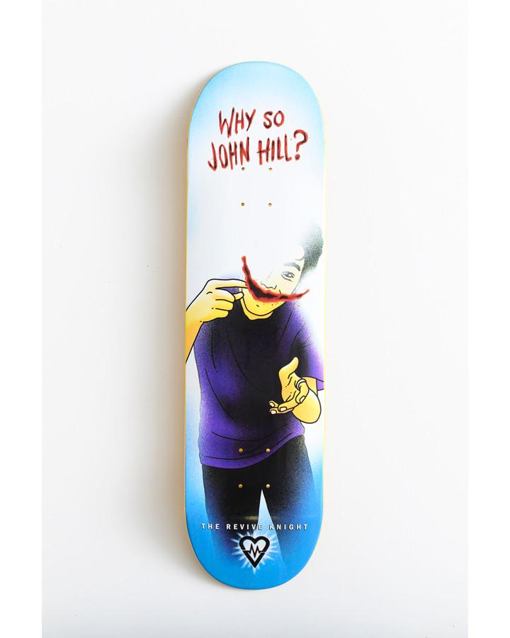 John Hill - Serious Deck
