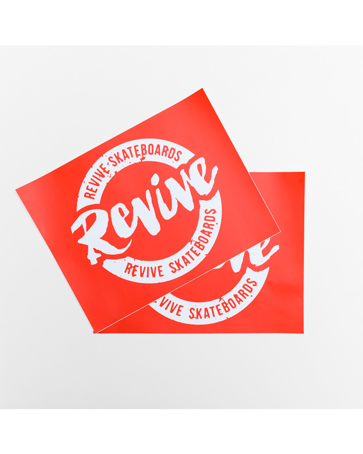 Carving GIGANTIC Stickers - Two Pack