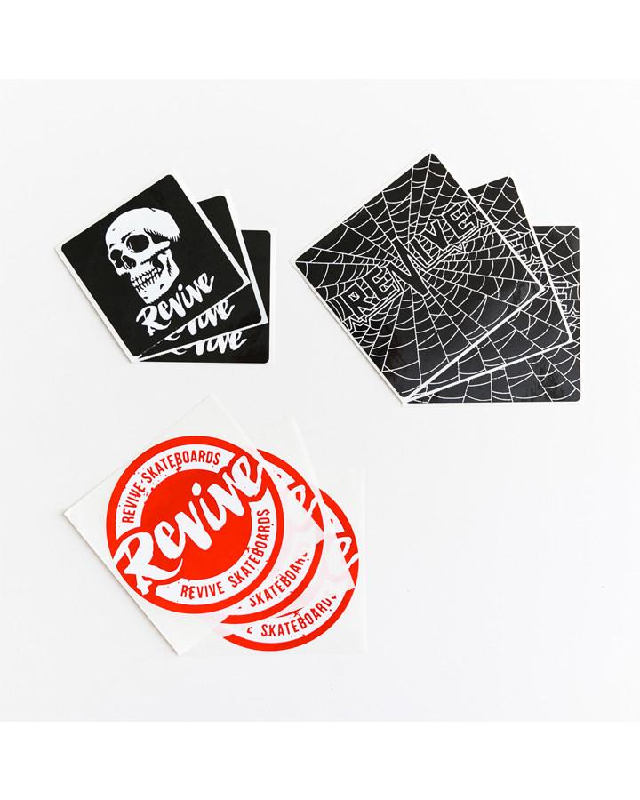 Web Lifeline - Sticker Pack