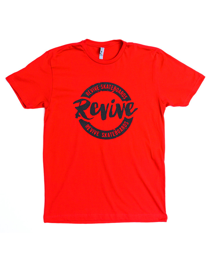 Carving Red- Tee