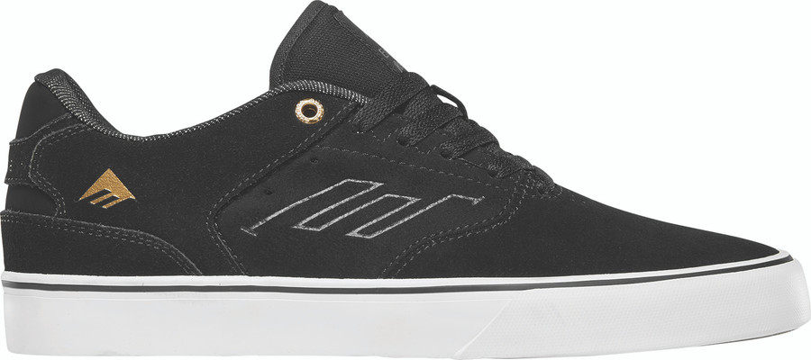 (*NEW*)THE REYNOLDS LOW  VULC - Black/Gold/White