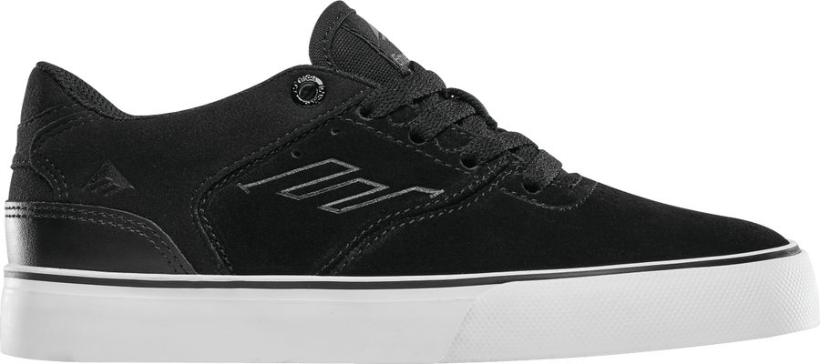 (*NEW*)THE REYNOLDS LOW VULC YOUTH- Black/White/Gum