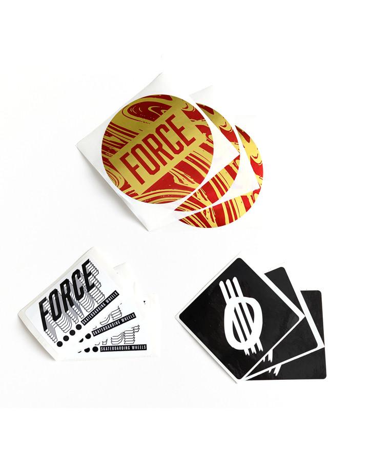 Sticker Pack - Swirl