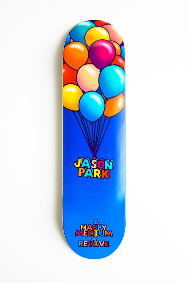 A Happy Medium X Revive Jason Park - Deck