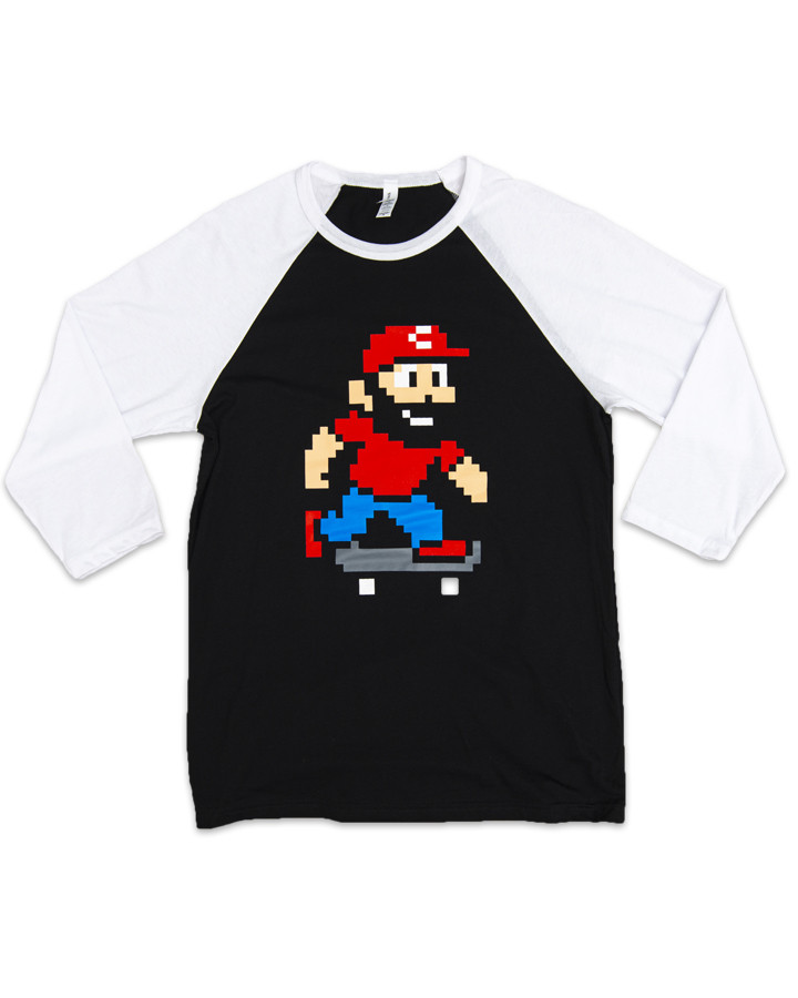Ambs World - Baseball Tee