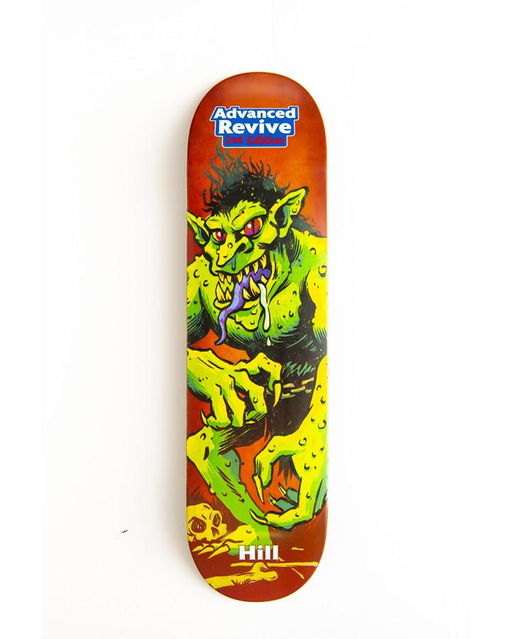 Hill Troll - Deck