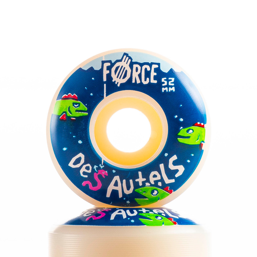 Doug Des Autels Fish - 52mm