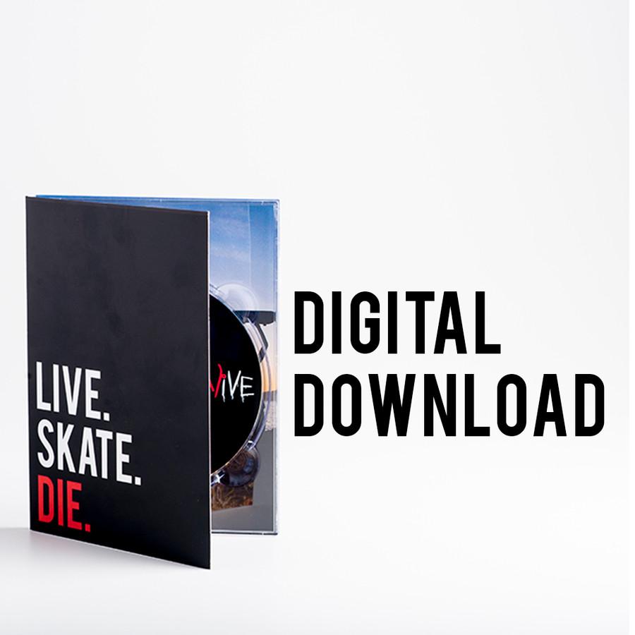 Live.Skate.Die. - Digital Download