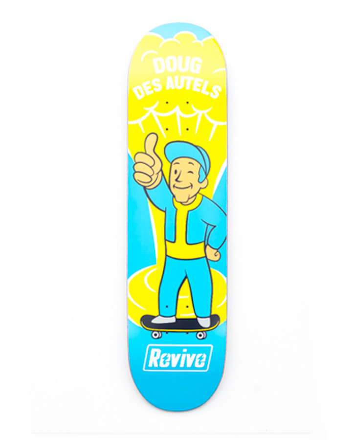 Doug Des Autels Boom - Deck( Available only in 7.5)