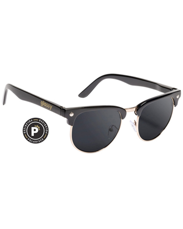 Morrison - Black/Gold Polarized