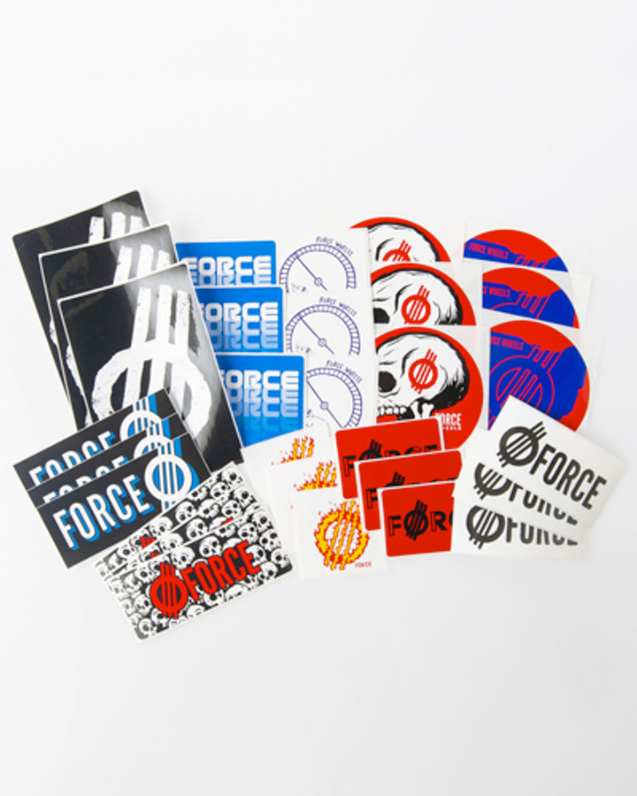 FORCE Sticker Pack - Super Pack 3.0