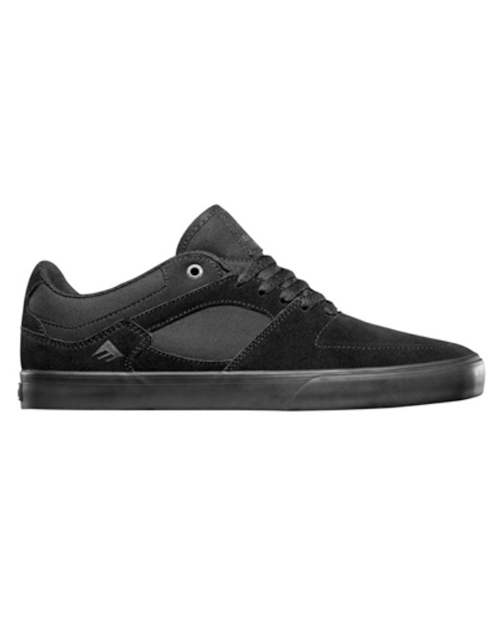 The Hsu Low Vulc - Black/Black