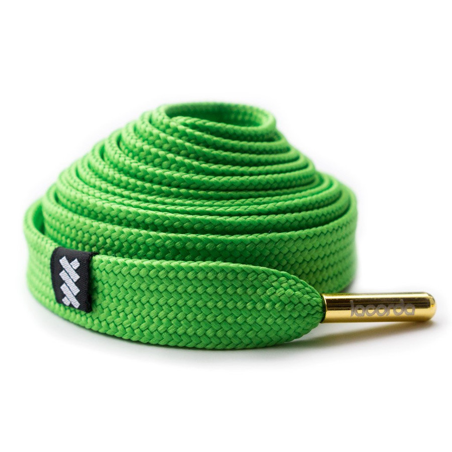 Lacorda - OG Green Shoelace Belt